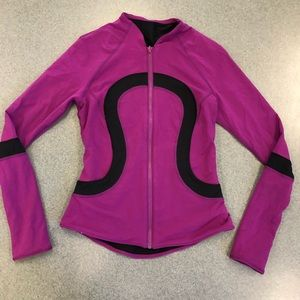 NWT Lululemon Find Your Bliss Jacket, Reversible